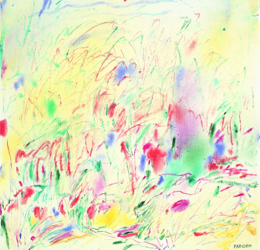 Oil on Canvas 27X27cm